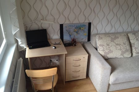 Cosy room in the modern apartment - Haapsalu