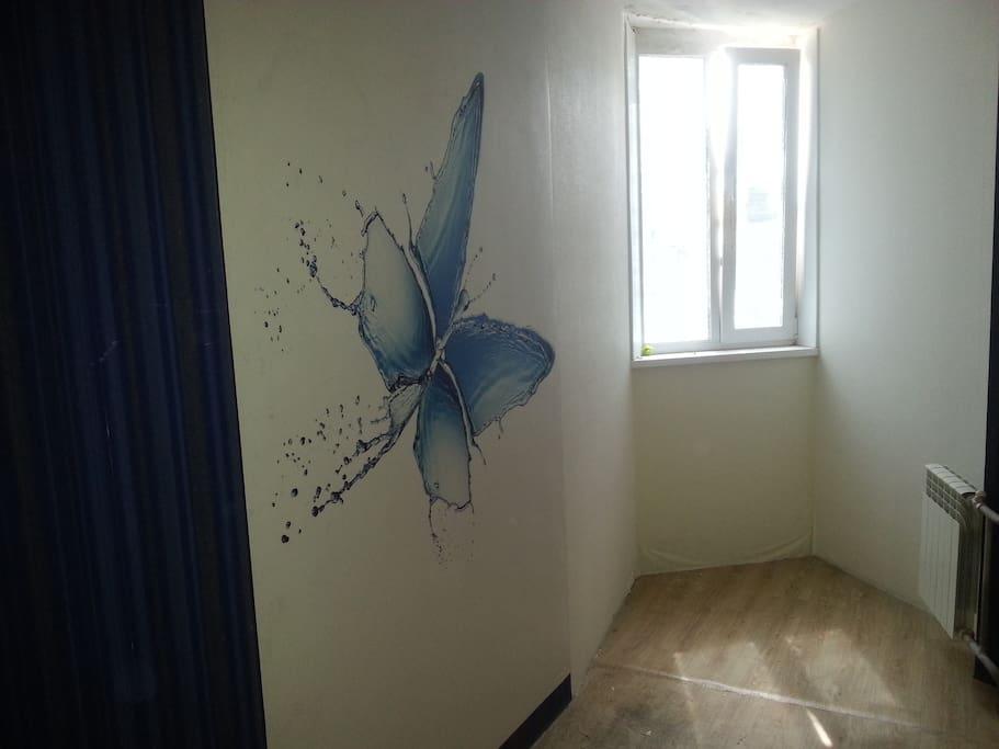 A bedroom 1