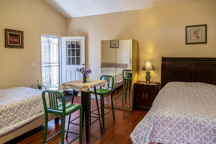 Luxury LAX/ BEACH guest house