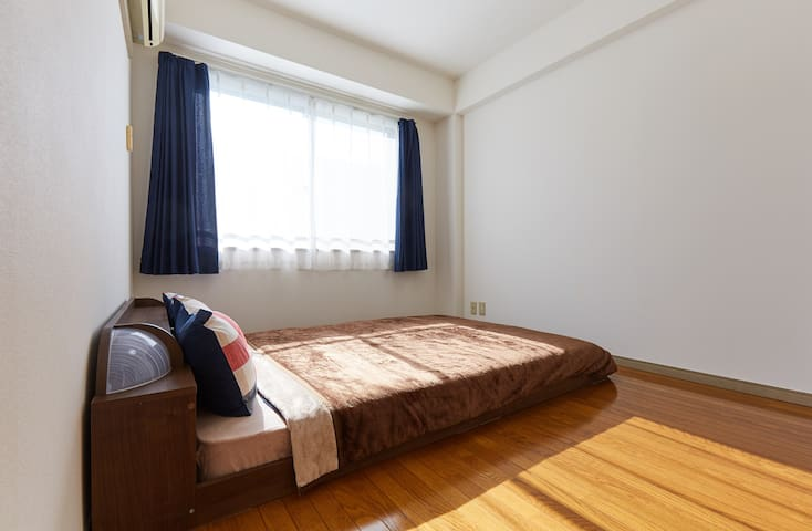 Secluded Couples/Family Retreat - Tachikawa City - Daire