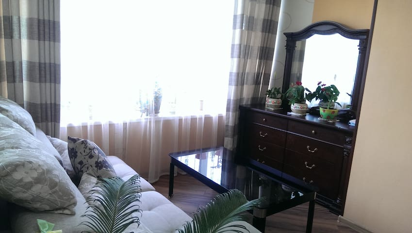 Light cosy room in Tashkent suburb - Chirchik - Apartment
