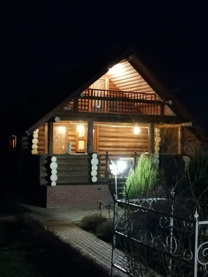 Дом-Баня с купелью