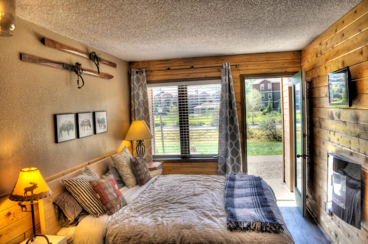 Cozy Granby Studio with a Rocky Mountain View