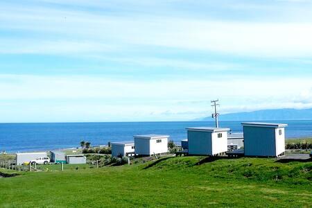 Waimeha Camping Village - Queen Bed + Bunks #1