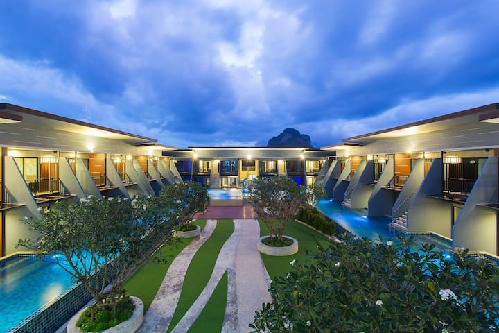 Phu Beach Pool View - Ao Nang - Hotel boutique