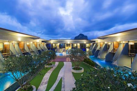 Phu Beach Pool View - Ao Nang - Boutique-Hotel