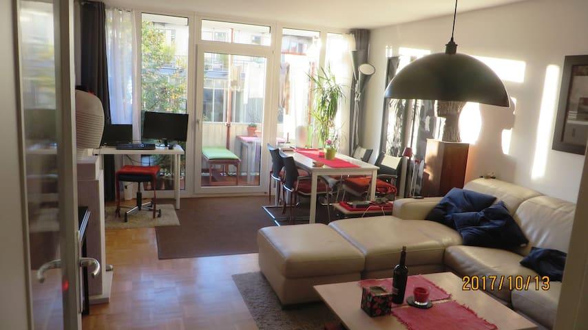 2-Zimmer-Wohnung in bester Lage ab 8. Feb. 2020
