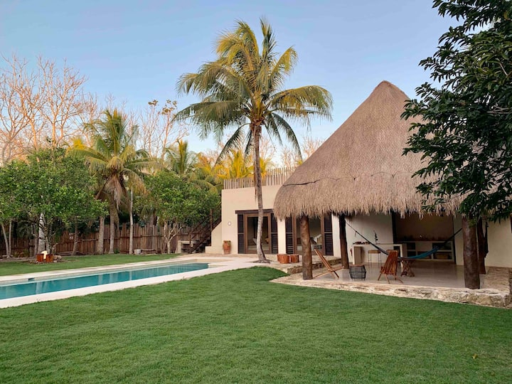Boutique Resort in Mayan Jungle, Solferino, Q. Roo