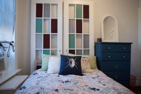 Cozy Private Room in Brooklyn - Brooklyn - Wohnung