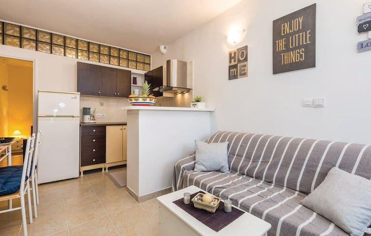 One bedroom apartment with terrace Rijeka (A-13976-a)