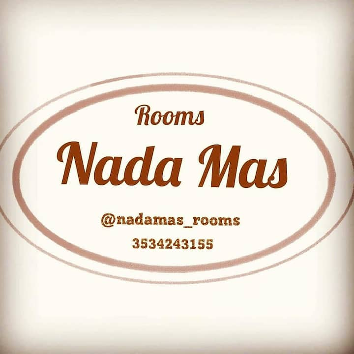 Nada mas rooms