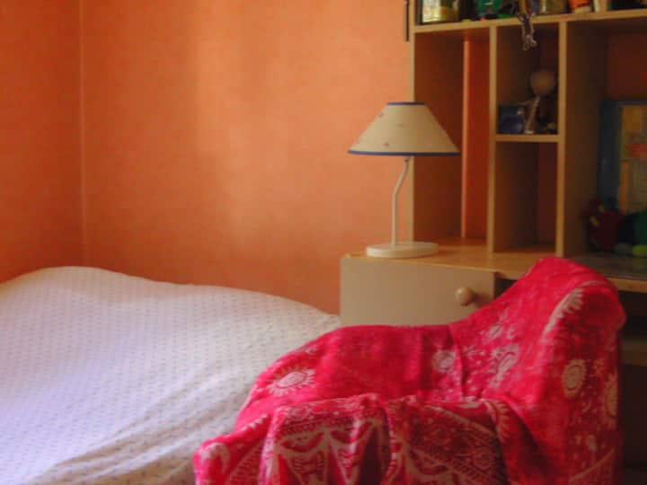 chambre chez l'habitant à Briançon au calme