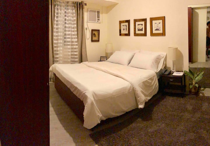 One bedroom apartment at Amaia Skies T2 cubao