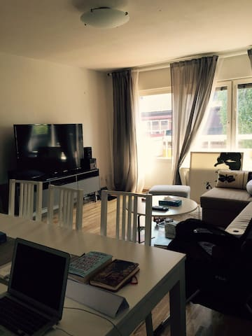 3 room, South city, 86 sqm - Helsingborg - Daire