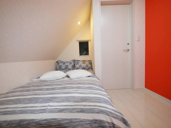 E # PRIV BEDROOM IN CLEAN SHAREHOUSE!!!