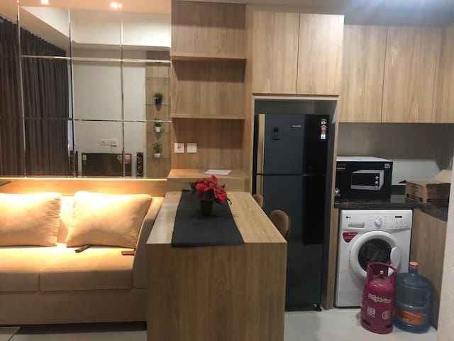 New Cozy Apartment in Puri, West Jakarta
