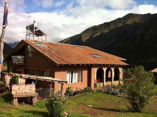 Peaceful Mountain Retreat - Main House - Pisac - Casa