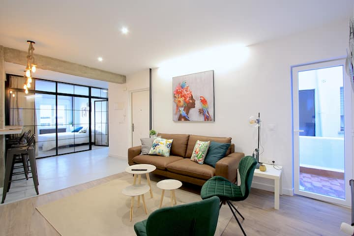 Increíble Apartamento en Centro Salamanca