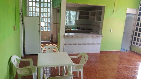 Habitacion 1A en Casa de campo Acapulco