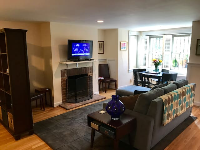 Enjoy Extended Stays on Capitol Hill/Lincoln Park