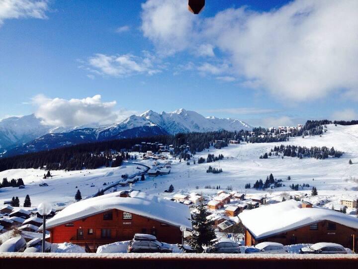 Appartement  Vue Magnifique face au Mont Bisanne