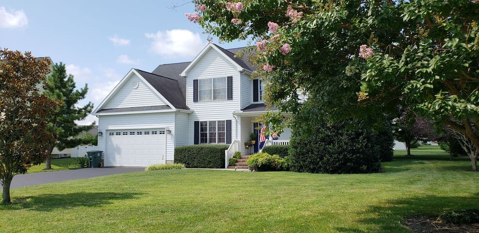 Your Own Second Story in Modern Berlin, MD Home