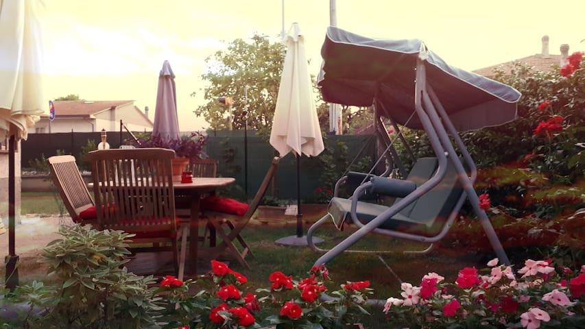 GREEN HOUSE un'isola verde a Foligno (PG) Umbria