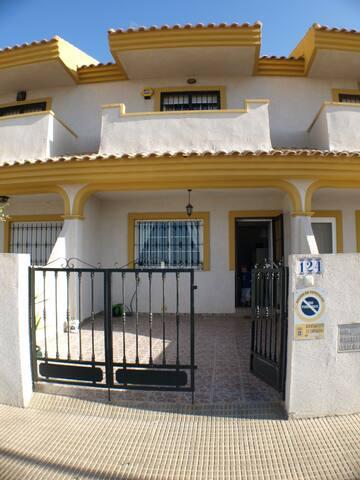 Playa Paraiso La Manga Mar Menor - Playa Honda - Hus