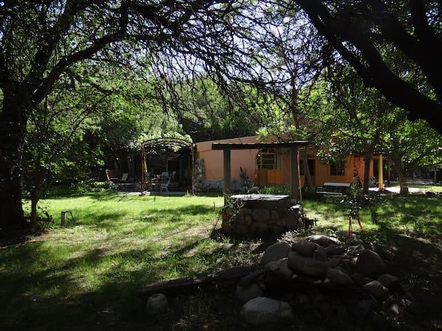 Lugar tranquilo y natural - San Marcos Sierras - Casa