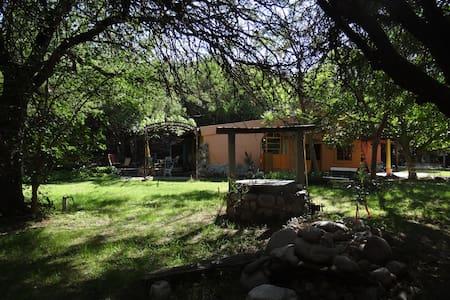 Lugar tranquilo y natural - San Marcos Sierras - บ้าน
