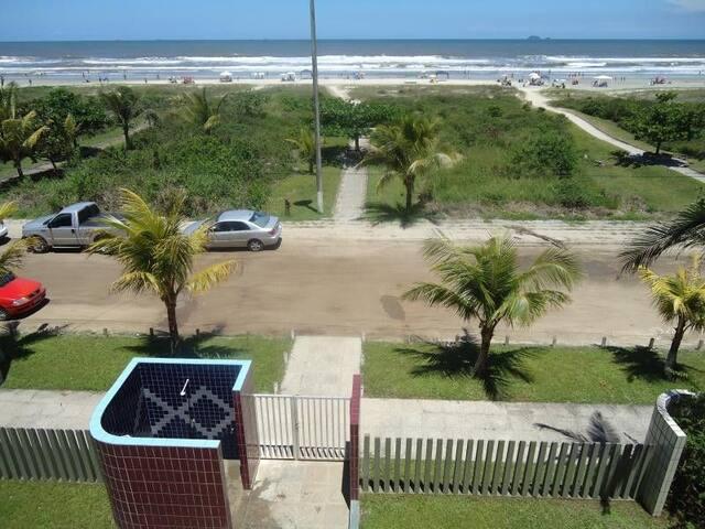 Apartamento de frente pra praia, balneario Ipanema - Pontal do Paraná - Lägenhet