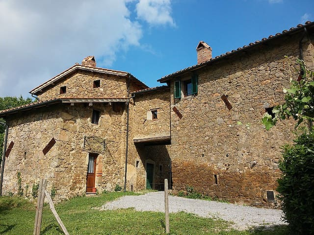 LA CASA DEL BILLO   Flora - Santa Fiora - Appartement