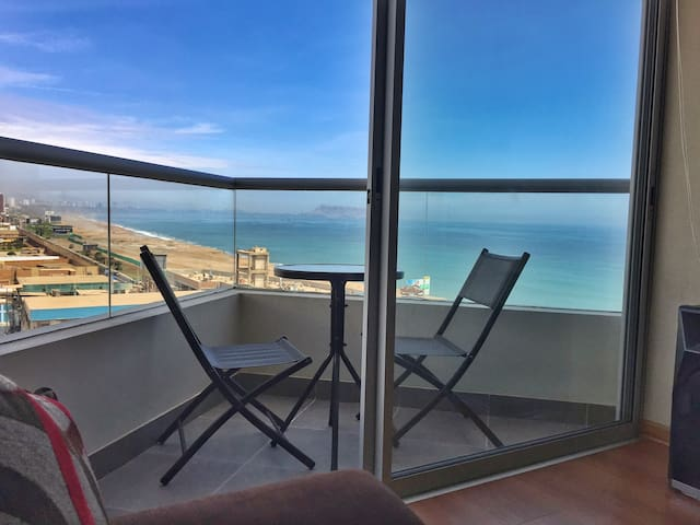 NEW APT W/SEA VIEW AND PANORAMIC POOL - Distrito de Lima