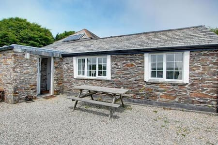 "Bray View Cottage in ""Poldark"" Country! - Saint Clether - Σπίτι"