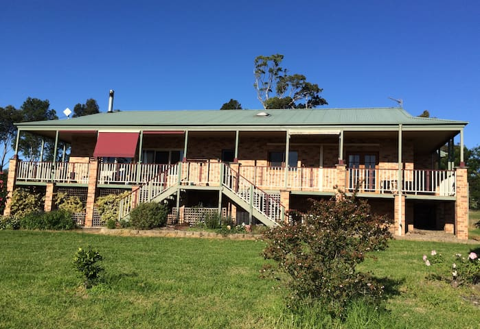 Bryn Glas bed and breakfast - Moruya - Gastsuite