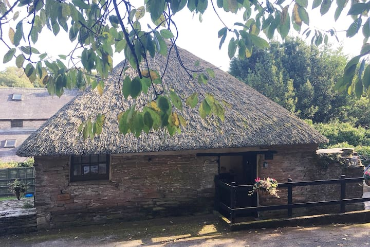 Thatched cottage shared facilities inc indoor pool