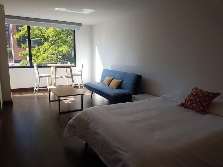 Calle 72 Loft - studio - apartasuite