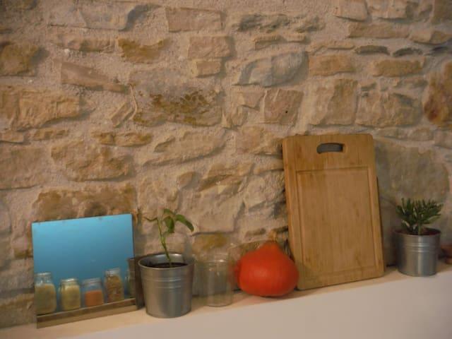 Studio - Canut à la Croix-Rousse