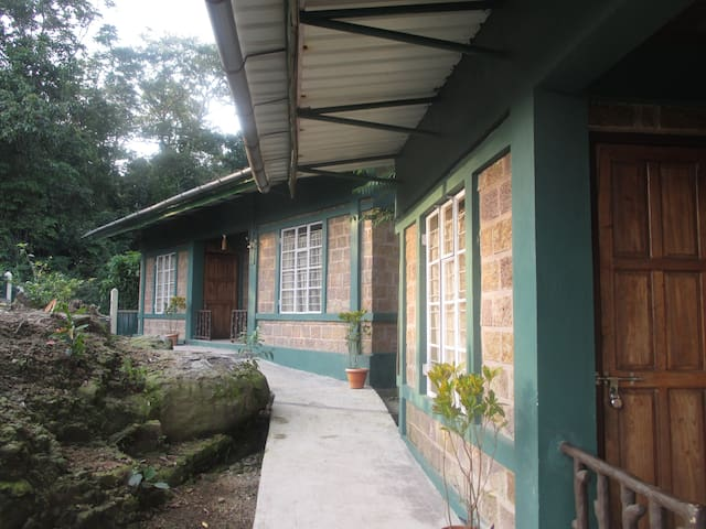 streamsideguesthouse-Mawlynnong- quiet, safe&clean