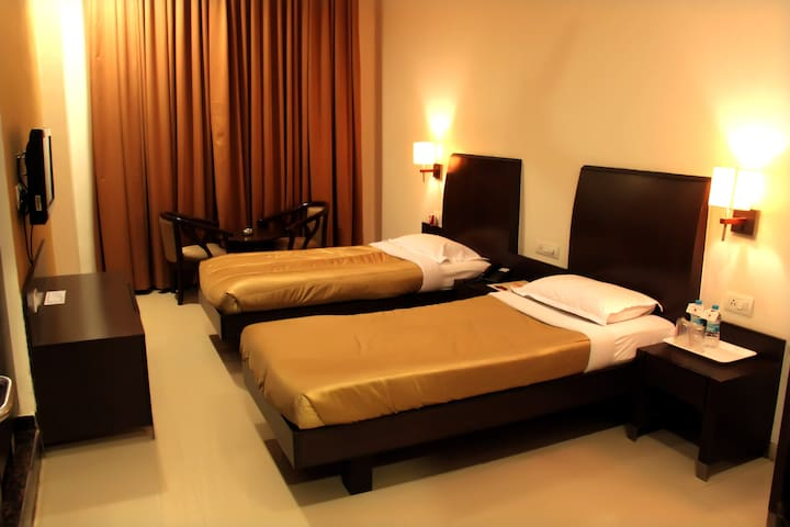 Hotel Great Maratha, Sangli Super Deluxe Room Ac