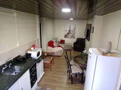 Casa  Green House - Gramado. Val. cf. núm. hosped.