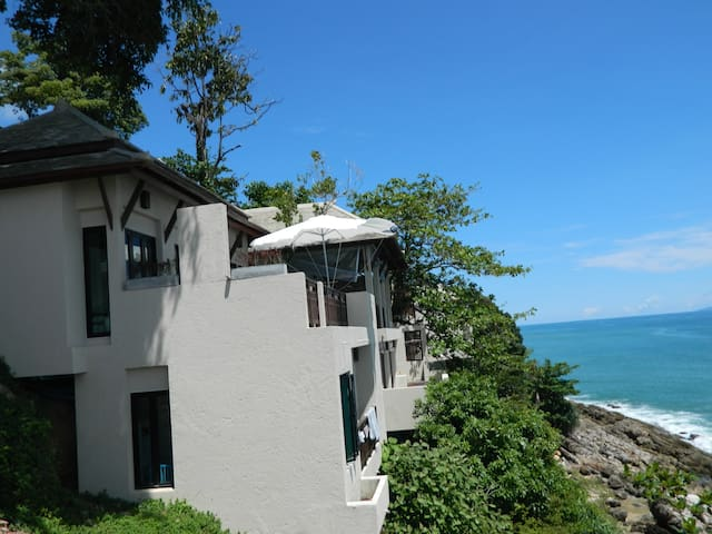 Front Sea View Nui Bay private villa no.12 - Amphoe Ko Lanta - Villa