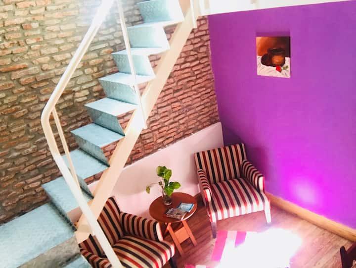 Small Duplex Loft in San Telmo (8)