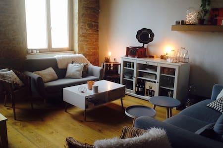 Chambre cosy dans appartement typiquement lyonnais - Lyon