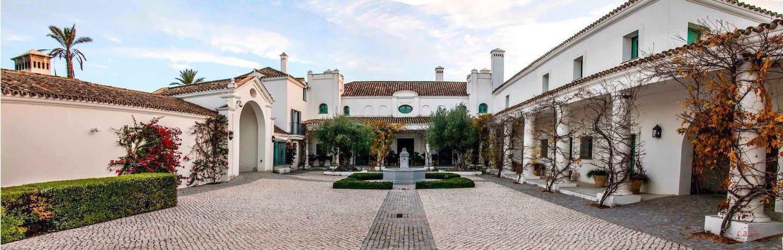 Villa de lujo entre Sevilla y Playa - Sanlúcar la Mayor - Villa