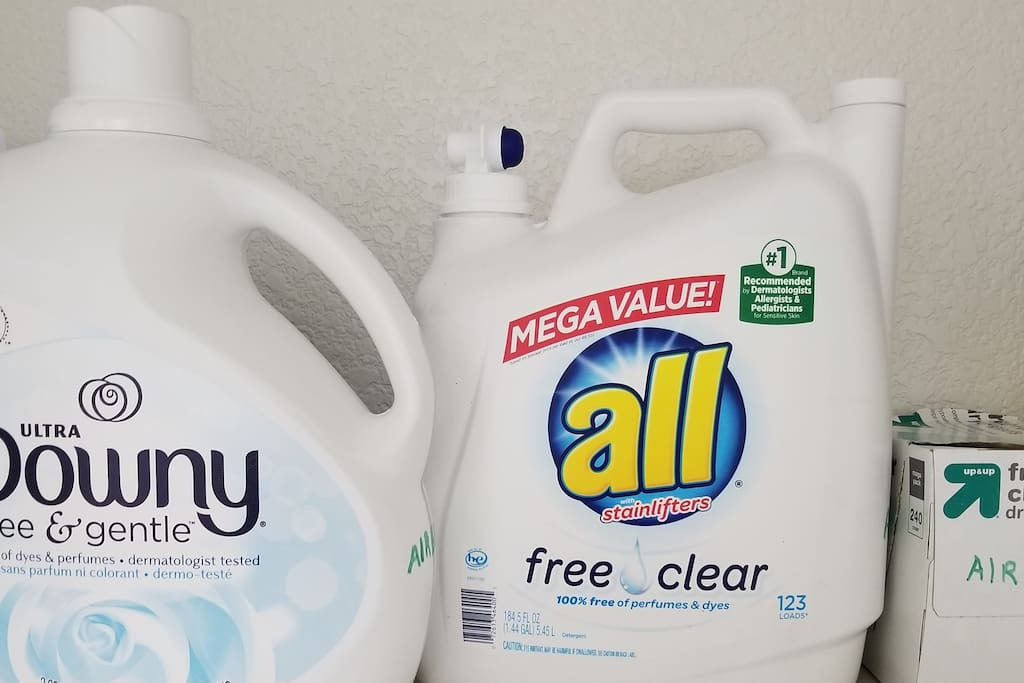 Free and clear products