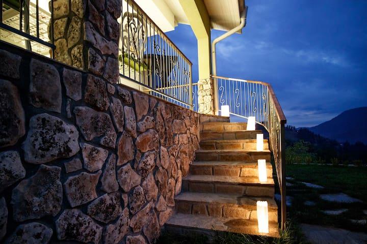 """ Villa Alba "" a place where luxury meets romance!"