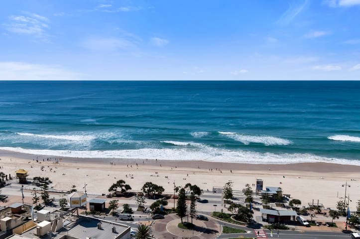 Surfers Beachcomber Resort 1-14 - Surfers Paradise - Appartement