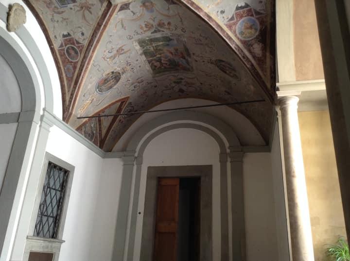 Loft in centro ex convento del '500