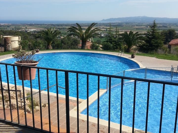 apartments with pool. Ref. Club Torre Vella-68